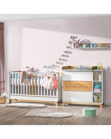 Chambre bébé Nordik