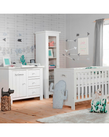 Chambre bébé Barcelone