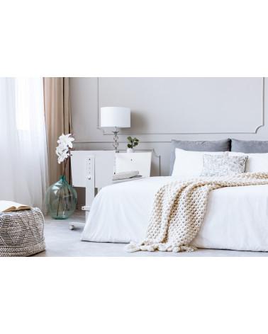 Chambre adulte avec le lit cododo Zoya