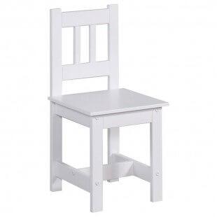 Chaise Enfant - Blanc