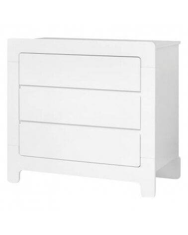 Grande commode collection Moon couleur blanche