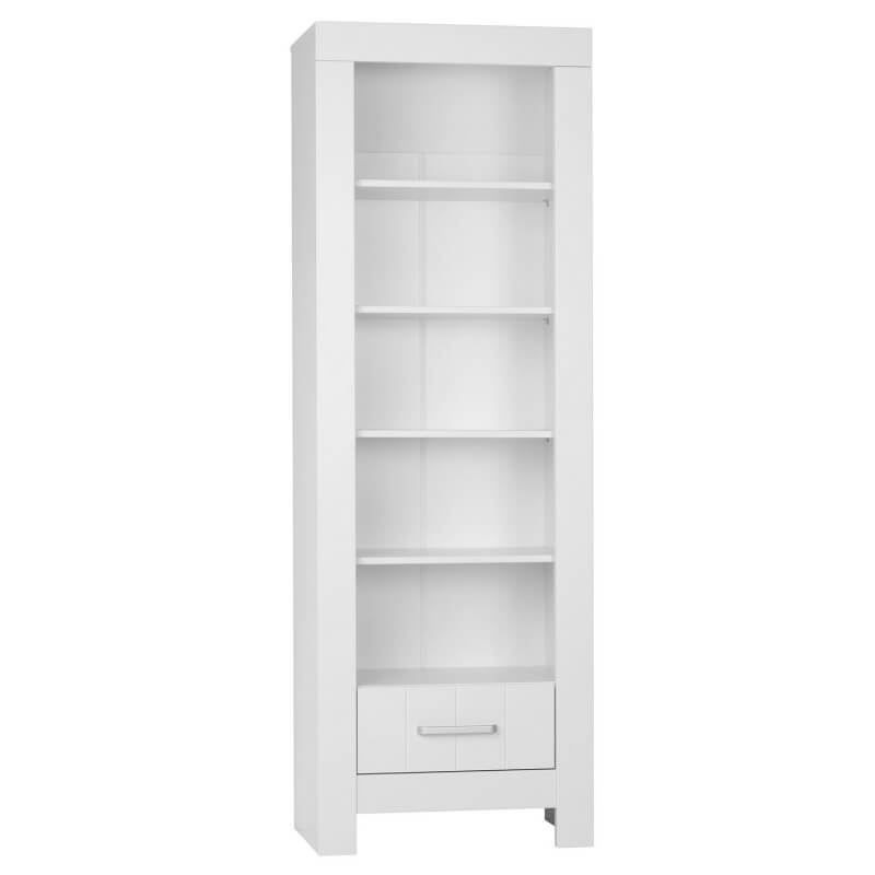 Bibliothèque Calmo - Blanc