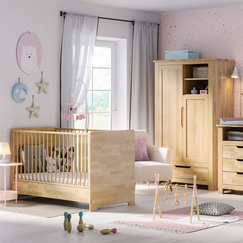 Chambre pour bébé design en bouleau massif Bétula