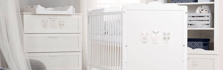 Chambre bébé Hibou | Petite Chambre