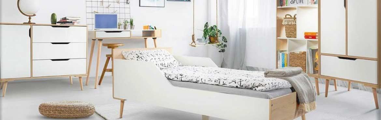 Chambre pour enfant scandinave Sofie | Petite Chambre