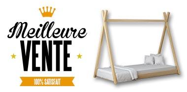 Top vente univers enfant : le lit TIPI